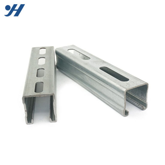 Stainless Steel Unistrut Hot DIP C Channel Steel Price, Stainless Steel  Channel