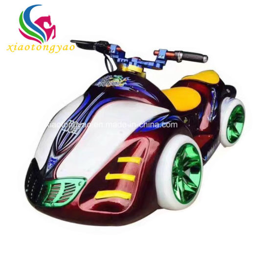 Best Selling Playground Park Motorcycle Bumper Car pictures & photos