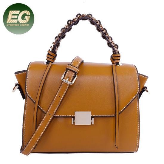 3aa93c8619 China 2018 Stylish PU Ladies Handbags Women Crossbody Bag Wholesale ...