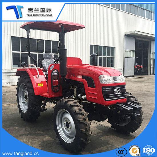 50HP 4WD Medium/Traktar/Lawn/Garden/Wheel/Agri/Farm Tractor