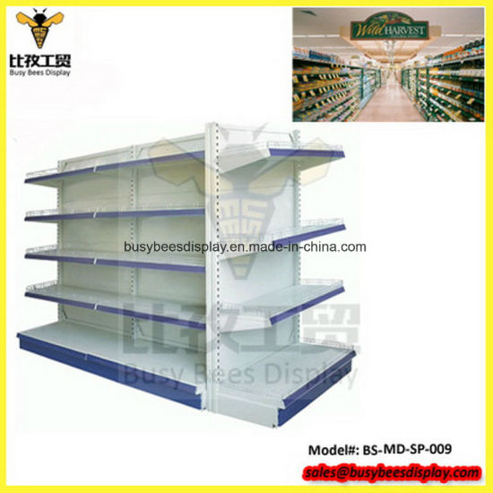 China Supermarket Warehouse Storage Shelves pictures & photos