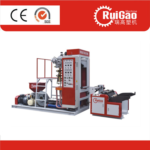 New High Speed LDPE PE Plastic Film Extrusion Machine