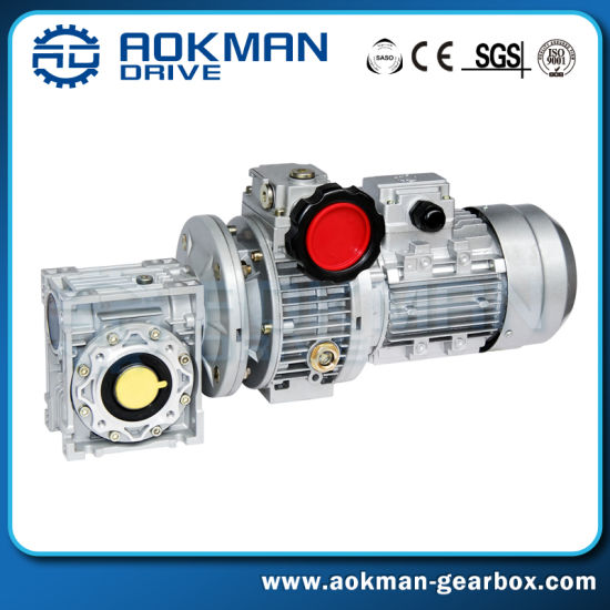 Mbl-Nmrv Series Combination Gearbox