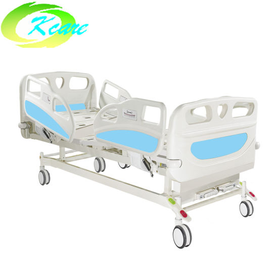 Different Types of Hospital Bed with 2 Crank for Sale