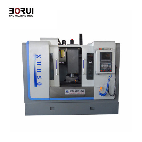 High Precision CNC Vertical Machining Center for Sale (XH850)