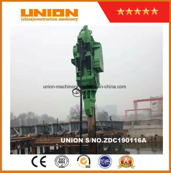 Electric Pile Driver Small Pile Driving Machine Electric Vibrating Hammer