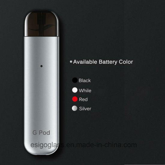 Esigo G Pod Disposable Pod Liquid Vaporizer Electric Cigarette
