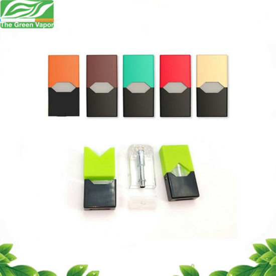 Wholesale Empty Ceramic Coil Pods Compatible with Juul Pods pictures & photos