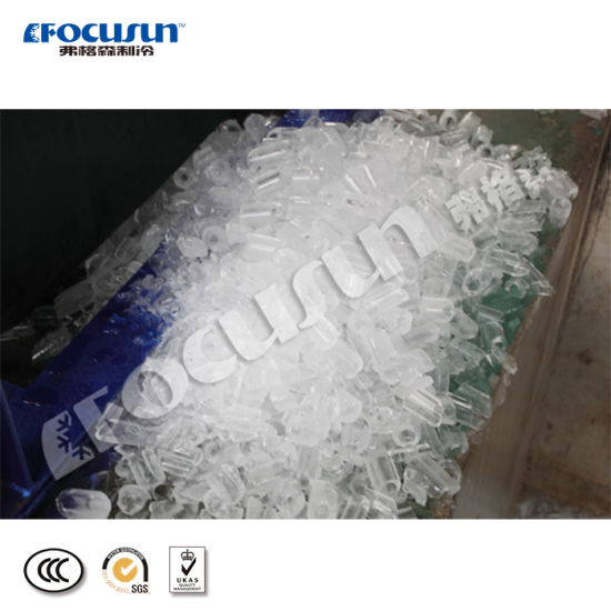 Water Cooling 10ton Tube Ice Machine Ice Machine Manufacturer pictures & photos
