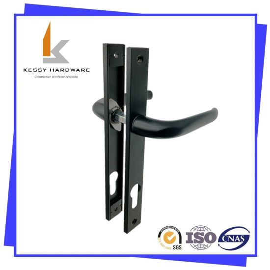 South Africa Market Good Quality Aluminum Door Handle Czs05 From Kessy Hardware