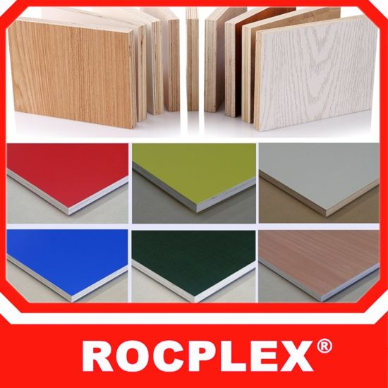 Plastic Edging Trim for MDF Melamine and Melamine MDF 3mm for Melamine MDF Manufacturer pictures & photos