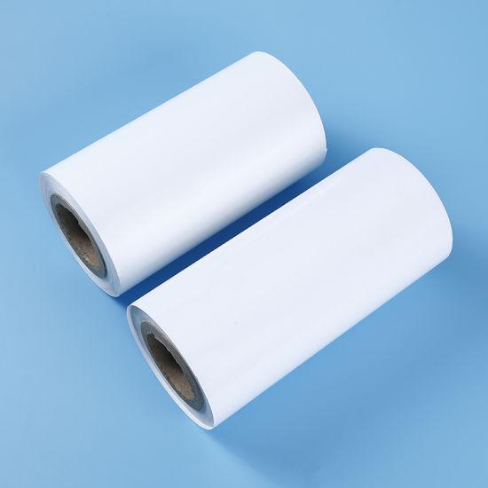 Jumbo Roll Craft Coated White Kraft Release Paper
