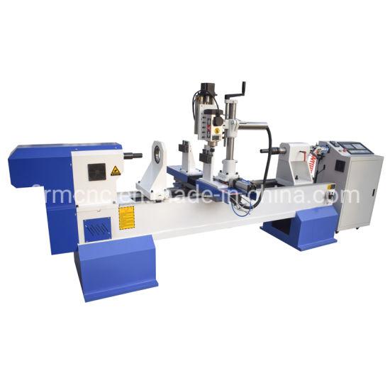 2021 New Automatic Woodworking Flat Engraving CNC Wood Turning Lathe