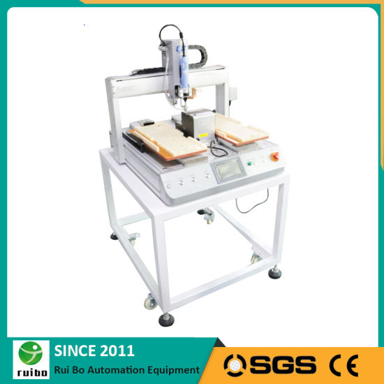 China High Efficient Robotic Screwdriver Machine for Electronic Manufacturer
