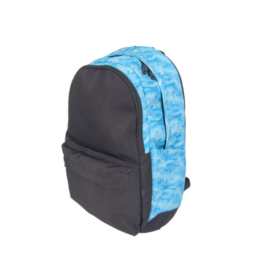 China Classical Fashion School Student Bag Backpack Suppliers