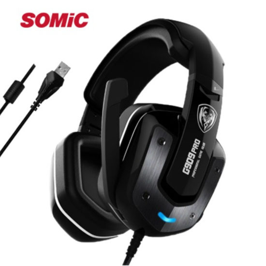 d44570ab981 Somic G909PRO 7.1 Surround Sound Gaming Headphone with Vibration