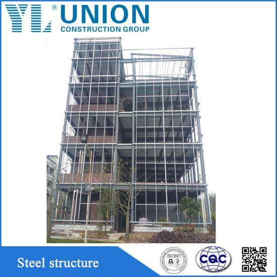 Prefabricated Steel Structure Frame Shed Factory Workshop and Metal Warehouse
