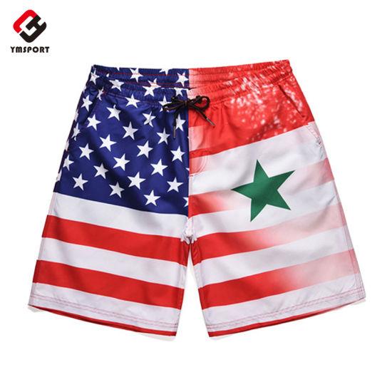 8b4fd5605a China Wholesale Customized Logo Quick Dry Men Boardshorts - China ...