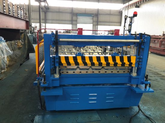 Roll Forming Making Machine for Pierce Fixed Roof Profile