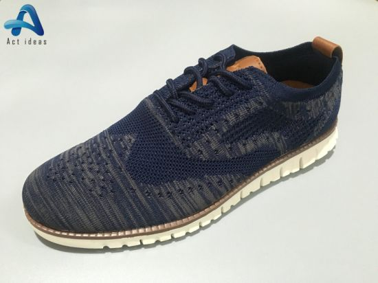 2019 New Breathable Mesh Upper Rubber Sole Men Sports Shoes