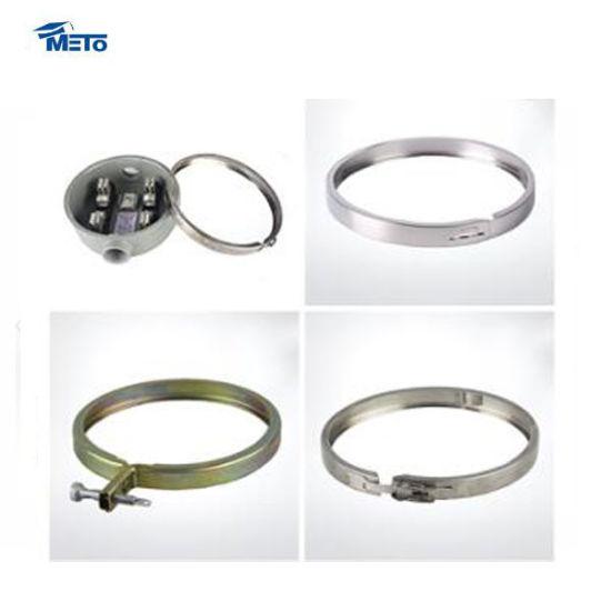 China Manufacture ANSI Standard Mr-3 Stainless Steel Ring Meter Socket Parts