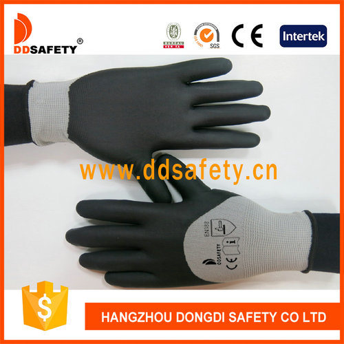 Wholesale Silicone Free Nitrile Foam General Assembly Work Glove
