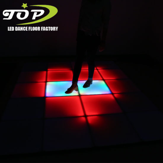 Magnet Interactive 3D LED Dance Floor Display