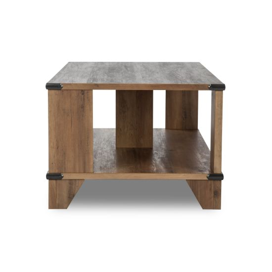 China Home Office Furniture Living Room Modern Wooden Rustic Oak Color Luxury Fashion Coffee Table Coffee Desk China Coffee Table Home Furniture Table
