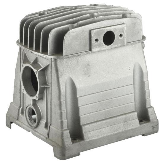 Air Compressor Accessories Aluminum Alloy Die Castings Housing Box Cover Custom