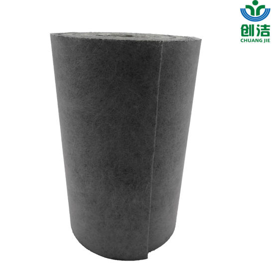 90g Electrostatic Cotton Carbon Fabric Media for Air Filter