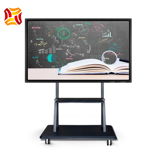 All in One PC LCD Display LCD Panel Infrared Touch Screen Interactive Whiteboard Smart Whiteboard for Education and Conference
