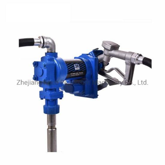 DC Electric Diesel Oil Transfer Pump