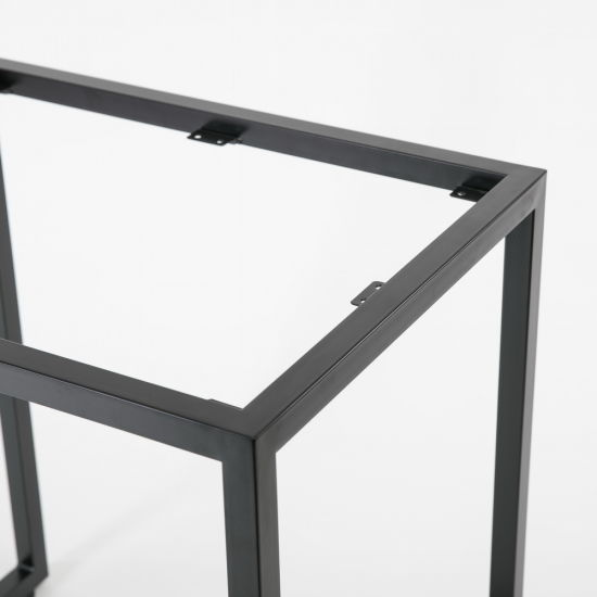 China Customized Modern Square Coffee Tables Frame For Home Furniture China Coffee Frame Furniture Coffee Legs