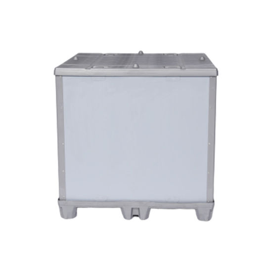 Export Easy-Folding Hollow Storage Coaming Box for Sale pictures & photos