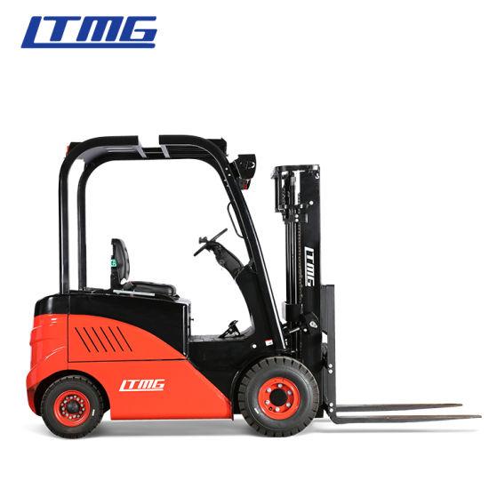 Ltmg Electric Forklift 2.5 Ton Battery Forklift Truck Precio De La Carretilla Elevadora De 2.5 Toneladas