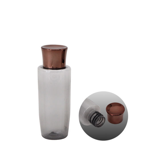 Wholesale 40ml Empty Cosmetic Packaging Pet Plastic Small Bottles