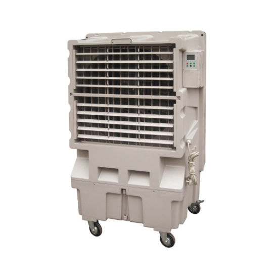 Industrial Movable Air Cooler Water Cooling Fan Air Conditioner