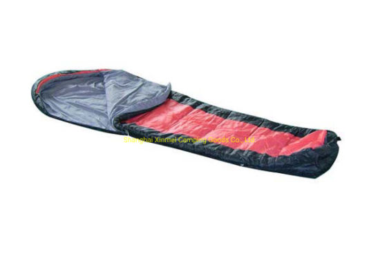 China Single Sleeping Bag Mummy