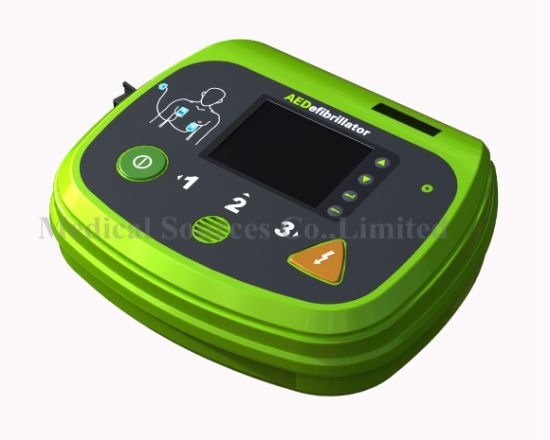 Great Quality Automatic External Defibrillator Aed with Ce Approved