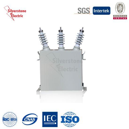 China 11kv Kvar High Voltage Shunt Capacitor Non Pcb China Shunt Capacitor Capacitor Bank