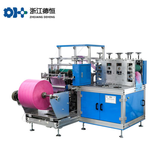 Show Cover Making Machine for Non Woven Material Shoe Cover