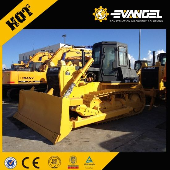 Hot Sale 160HP Shantui Bulldozer Mini Bulldozer Price (SD16) pictures & photos