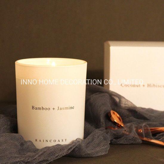 Raincoast Elegant Candle Jars 200g Scented Candle Birthday Candle