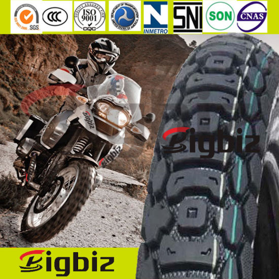 Supplier 90/90-18 Chinese Motorcycle Tire for Colombia.