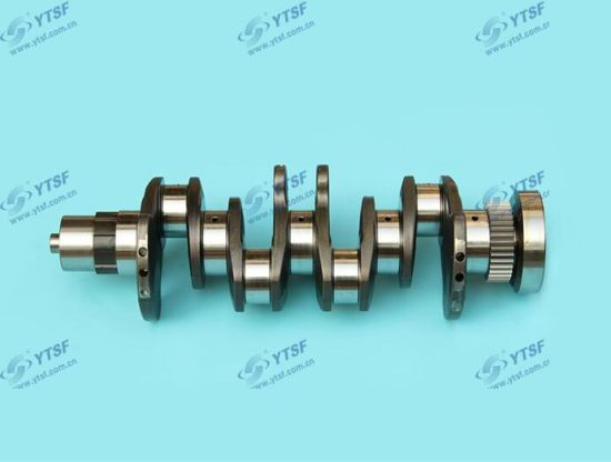 High Quality Truck Parts Isf3.8 Isf2.8 Crankshaft