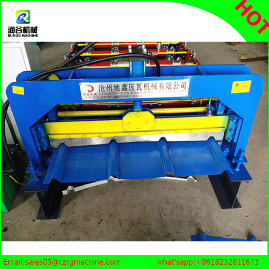Trapezoidal Sheet Roll Forming Machine pictures & photos