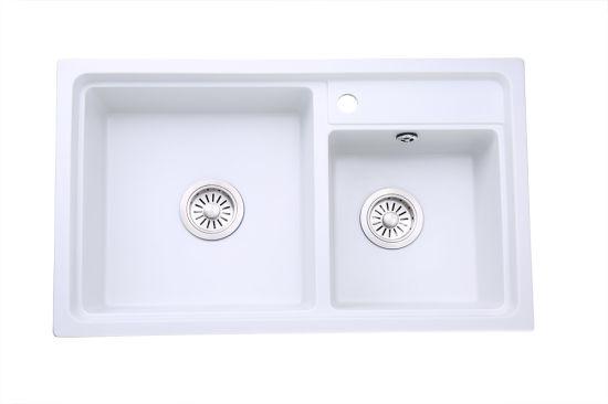 Jm207 Scratch and Stian Resistance Granite Sink