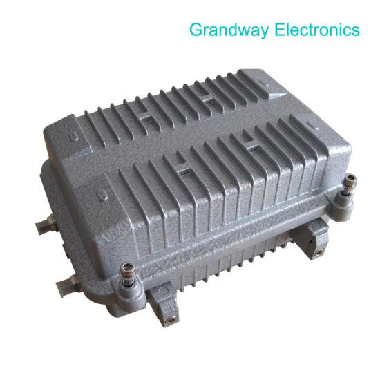 CATV Two-Way Trunk Amplifier (Gw-Sxg400)-860m-60v