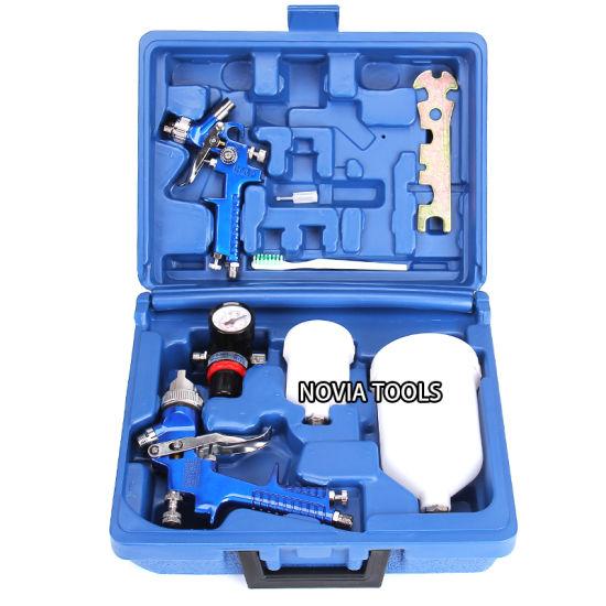 Hvlp Spray Gun Kit >> Hot Item Hvlp Automatic Spray Gun Kit Set H881p H2000pk