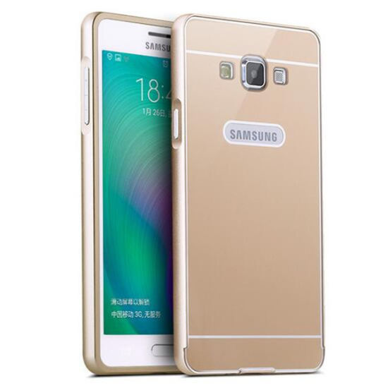 Wholesale PC Metal Bumper Cell Phone Accessories for Samsung J7